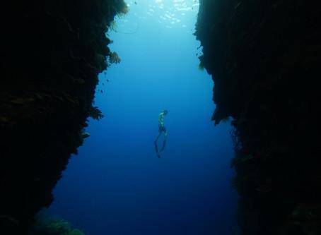 關於自由潛水的恐懼(上)