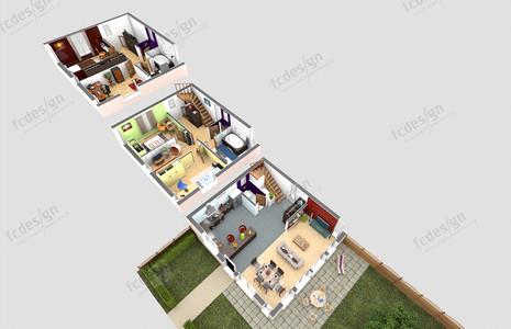Infographie 3d - Plan 3d