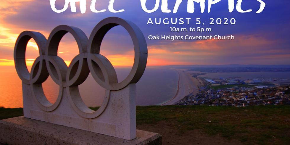 OHCC Youth Olympics