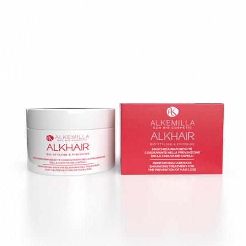 Maschera Rinforzante per Capelli - Alkemilla Eco Bio Cosmetics