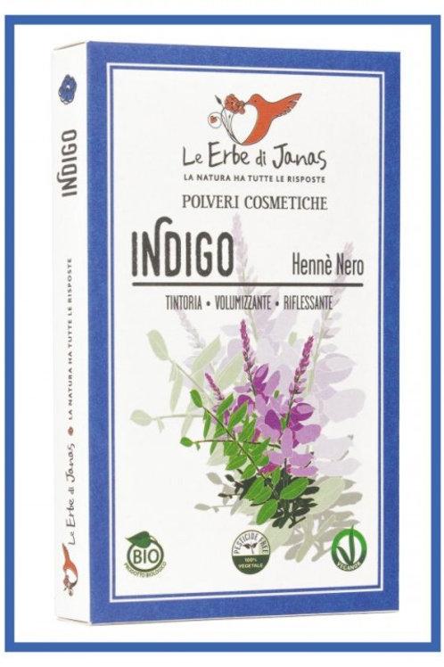 Indigo (Hennè Nero) - Le Erbe di Janas