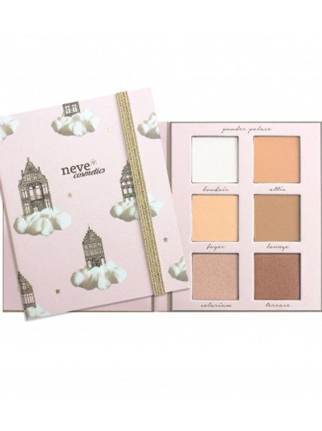 Powder Palace Palette - Neve Cosmetics