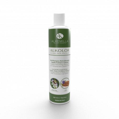 Shampoo Ristrutturante Capelli Colorati - Alkemilla