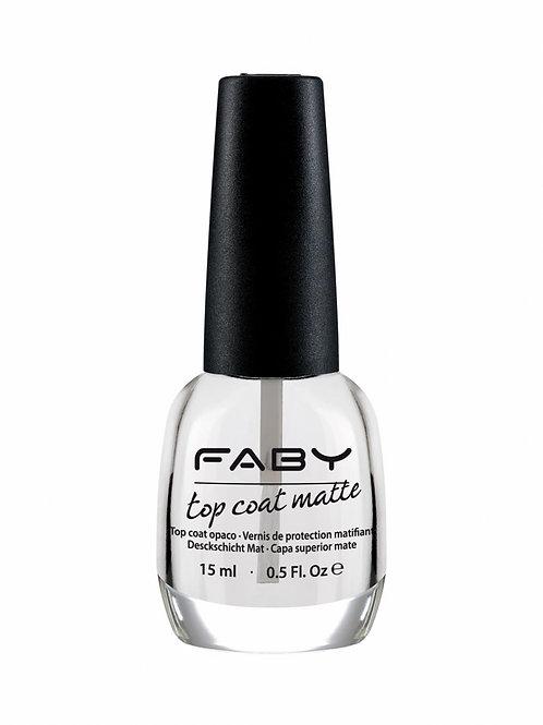 Top Coat Matte - FABY