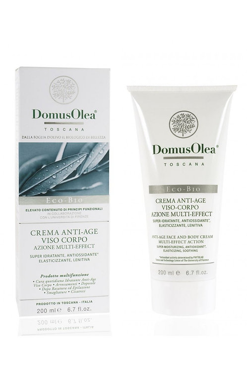 Crema ANTIAGE Viso e Corpo - Domus Olea Toscana