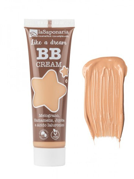 BB cream n°2 SAND - La Saponaria