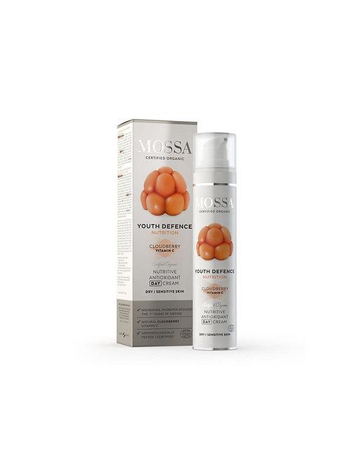 Crema Viso Nutriente - MOSSA