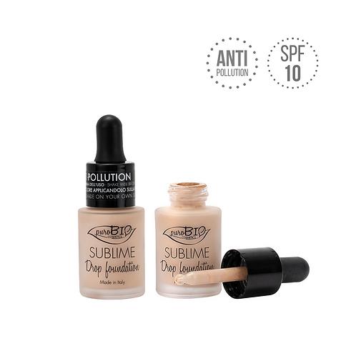 Sublime Drop Foundation - PuroBio Cosmetics