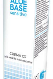 Crema C3 per pelle sensibile, fragile e con couperose - Bioearth