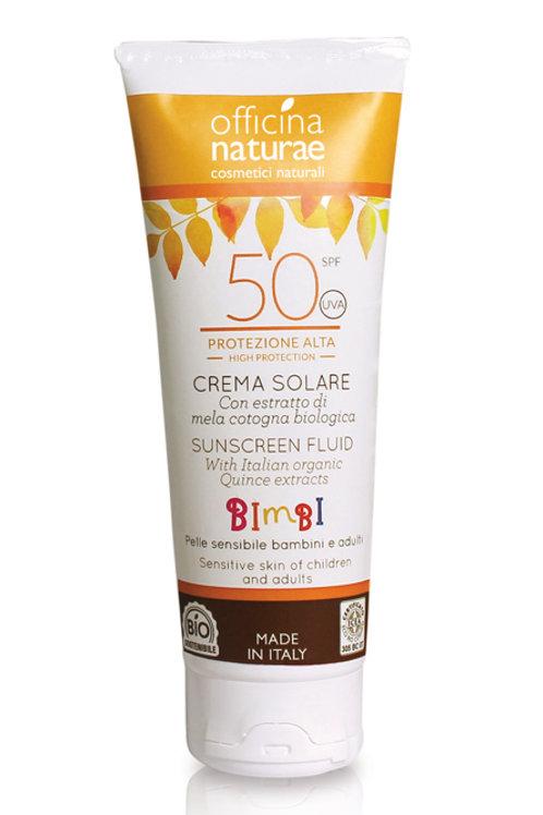 Crema Solare Corpo SPF50 - Officina Naturae