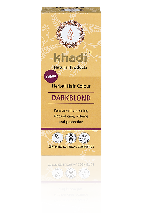 Hennè DARK BLOND / Biondo Scuro - KHADì