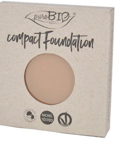 REFILL Compact Foundation - PuroBio Cosmetics