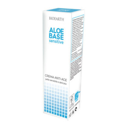 Crema AntiAGE -ALOEBASE- Bioearth