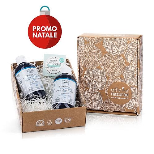 Gift Box Pelle Sensibile - Officina Naturae