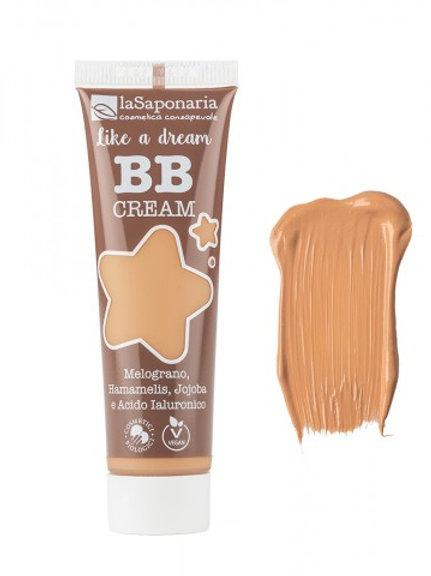 BB cream n°4 BEIGE - La Saponaria