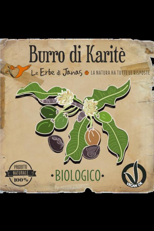 Burro di Karitè 100% puro - Le Erbe di Janas