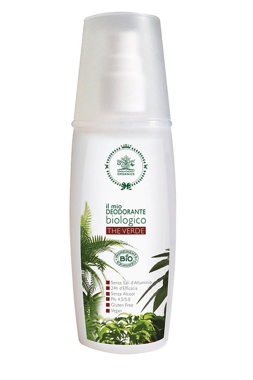 Il mio Deodorante al THE VERDE - Green Energy Organics