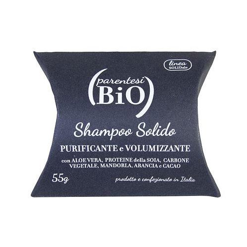Shampoo Solido Purificante - Parentesi Bio
