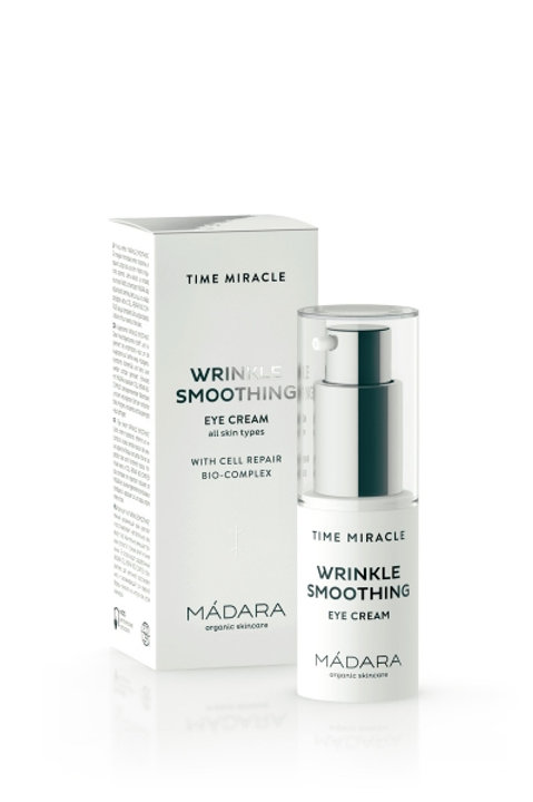 Wrinkle Smoothing Eye Cream - MADARA