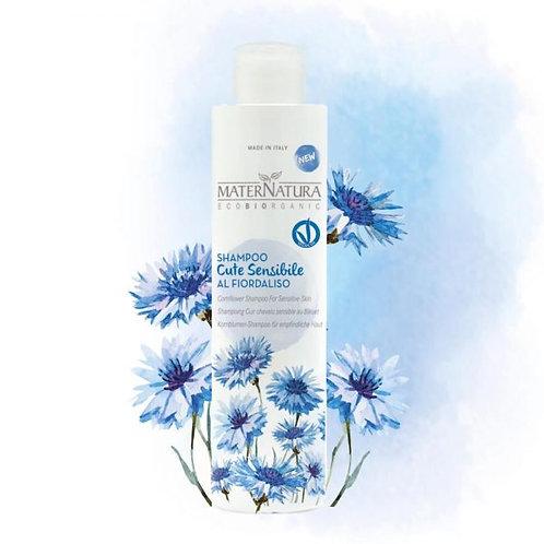 Shampoo cute sensibile al Fiordaliso - MATER NATURA