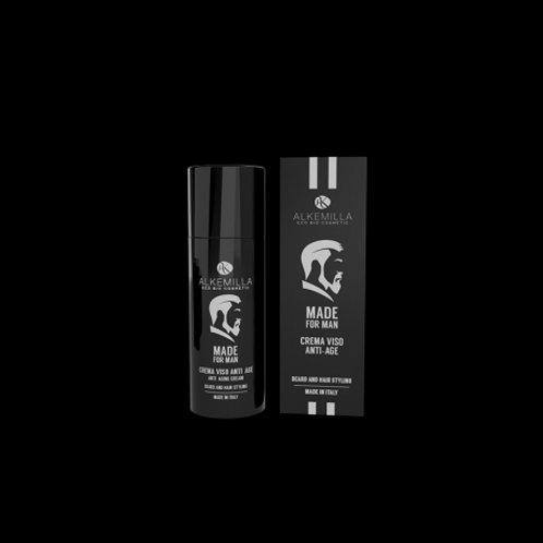 Crema Viso Anti-Age Uomo - Alkemilla EcoBio Cosmetic