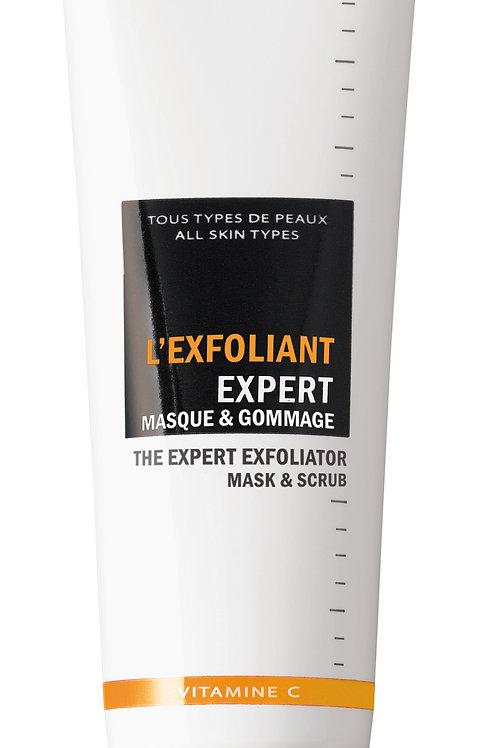 L'Exfoliant Expèrt/ Scrub & Maschera Viso con vitamina C - NOVEXPERT