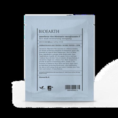 Maschera in tessuto Idratante Energizzante - Bioearth