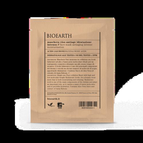Maschera in tessuto ANTIAGE - Bioearth