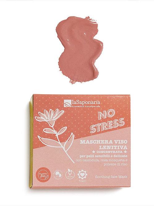 No Stress | Maschera Viso Lenitiva - La Saponaria