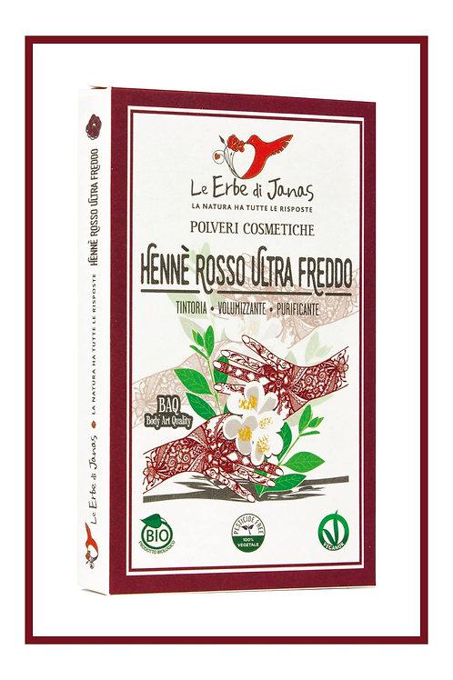 Henne Rosso Ultra Freddo - Le Erbe di Janas