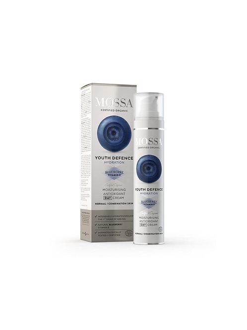 Crema viso Idratante - MOSSA