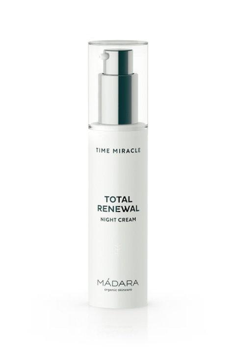 Total Renewal Night Cream - MADARA