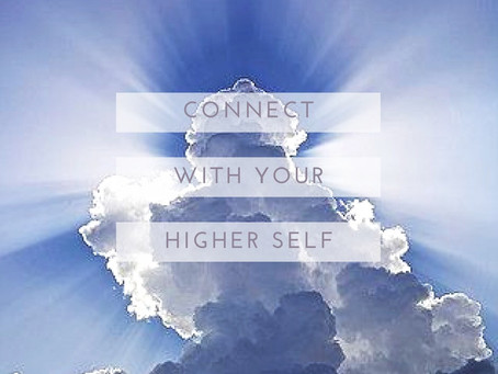 7 Simple Ways To Connect With Your Higher Self