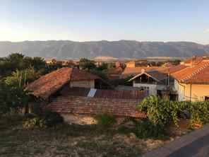 Karavelovo rooftops