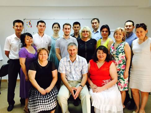 Обучение в Казахстане