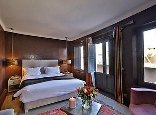 Sirocco Room in Riad Dar One Marrakech