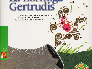 La hormiga Gertrudis