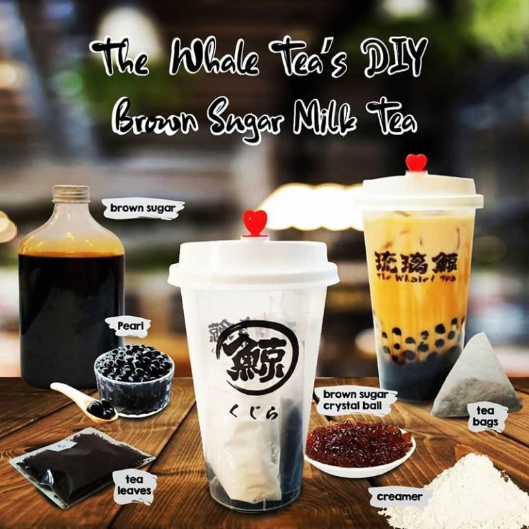 Order Whale Tea DIY Kit >