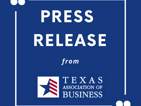 TAB Thanks Texas Senate for Leading on Business Freedom and Uniformity Act