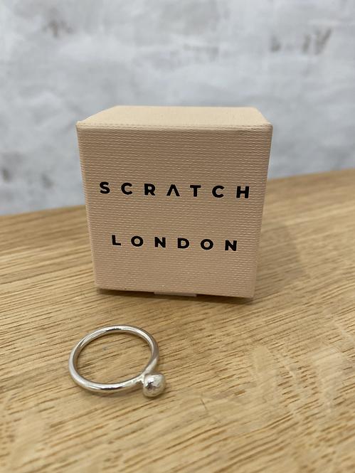 Scratch London - Pebble Ring