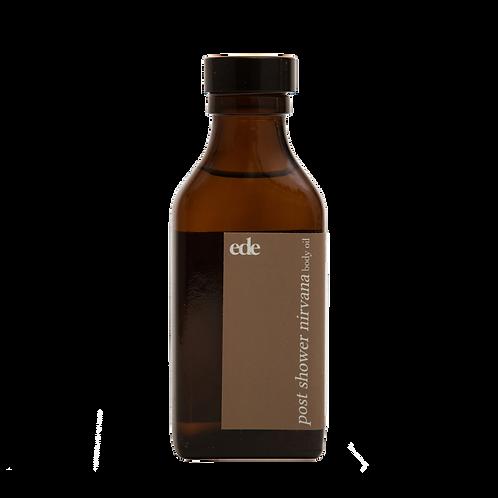 Ede - Post shower nirvana body oil