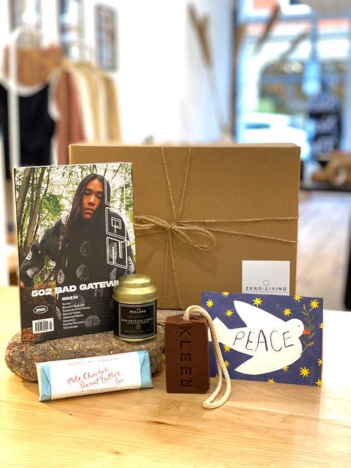 Sustainable Lifestyle Gift Box - Peace