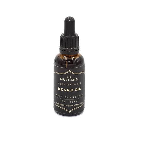 MR MULLAN'S - Beard Oil