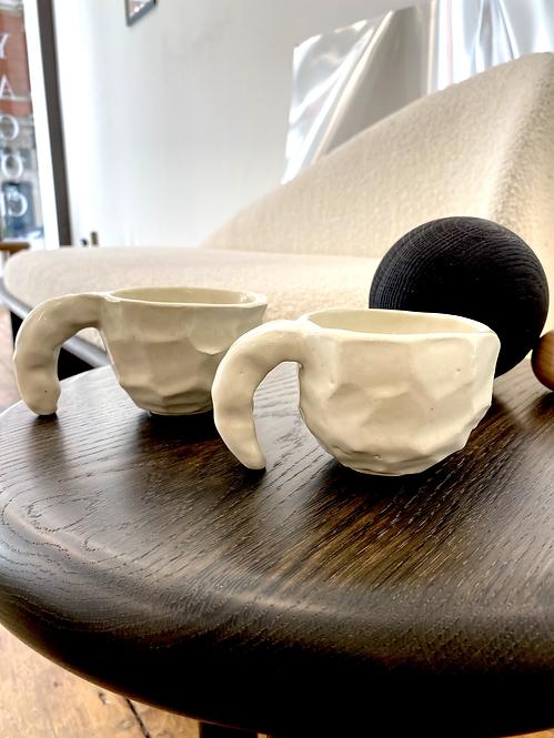 TAKARA - Vintage Japanese Ceramic Rock Mugs