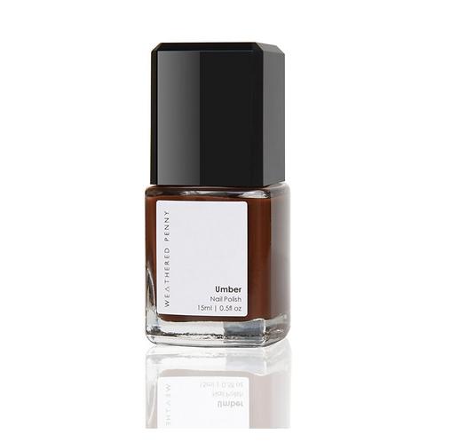 Weathered Penny - Toxic-Free Nail Polish | Umber