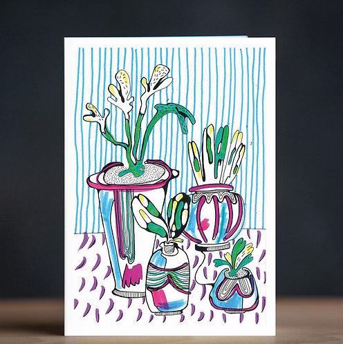 The Card Boys - Stripes