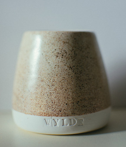 WYLDE Collective - SHINGLE // Speckled Tumbler