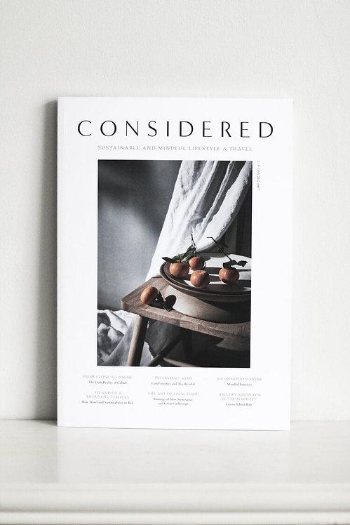 CONSIDERED Magazine Volume 2