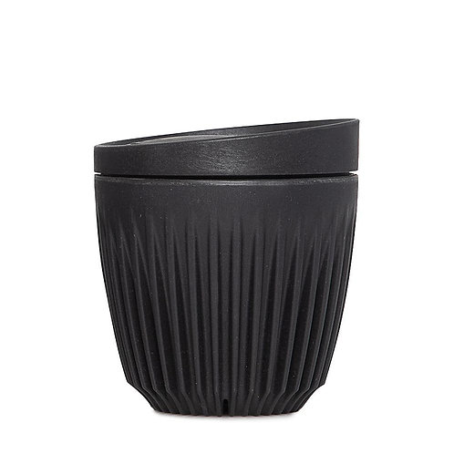 Huskee - 6oz Single Unit Packaging (Cup and Lid) (Charcoal)