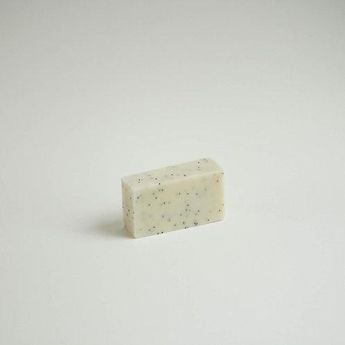 Homework - Poppy Seed Soap